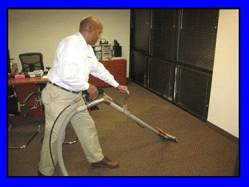 Commercial Carpet Cleaning Class Cmt