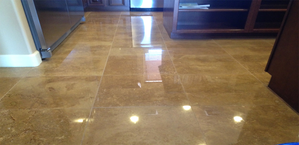 Hands On Stone Masonry And Tile Cleaning Technician Class - Clean tile floors without residue